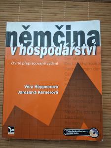 Němčina v hospodářství (čtvrté přepracované vydání Hopnerová, Kernero)
