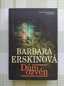 BARBARA ERSKINOVÁ - DŮM OZVĚN (BRÁNA)