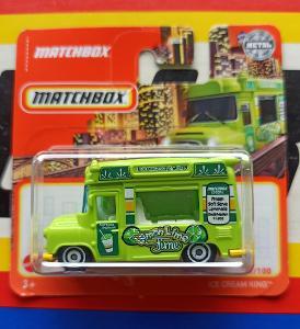 ICE Cream King Lemon Lime MB 99/100 Matchbox