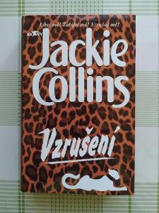 JACKIE COLLINS - VZRUŠENÍ (KLOKAN)