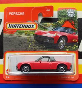 Porsche 914 1971 MB 45/100 Matchbox