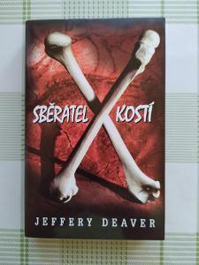 JEFFERY DEAVER - SBĚRATEL KOSTÍ (DOMINO)