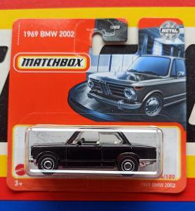 BMW 2002 1969 MB 84/100 Matchbox