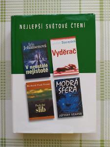 IRIS JOHANSENOVÁ,LYNDON STACEYOVÁ,RICHARD PAUL EVANS,JEFFERY DEAVER