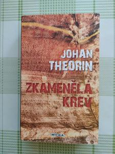 JOHAN THEORIN - ZKAMENĚLÁ KREV (MOBA)