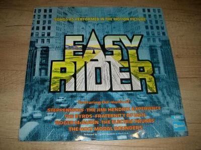 Easy Rider / JIMI HENDRIX (1969) 1.Press UK ,EX