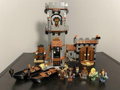 Lego 4194 Piráti z Karibiku, Rozbouřená zátoka