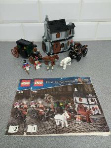 Lego 4193 Piráti z Karibiku, Útěk z Londýna