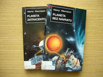 Harry Harrison - Planeta ztracených + Planeta bez návratu   1997 -n