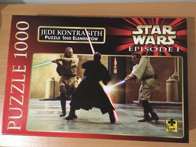 Puzzle Star Wars Epizoda I