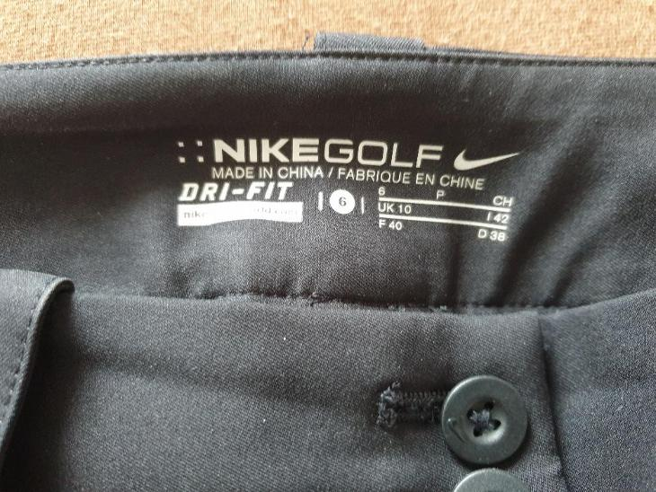 Golfová sukně NIKE - dámská - Golf