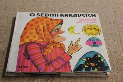 STARÉ POHÁDKY LEPORELO - O SEDMI KRKAVCÍCH ROK 1976