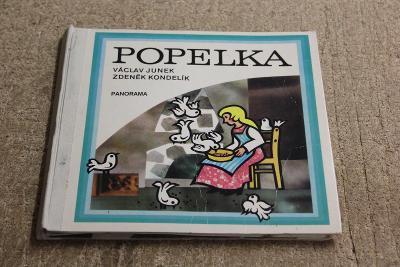 STARÉ POHÁDKY LEPORELO - POPELKA  ROK 1978