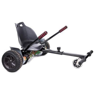 Vozík / sezení pro elektrický skateboard HOVERBOARD sedadlo PM-WDJ-01