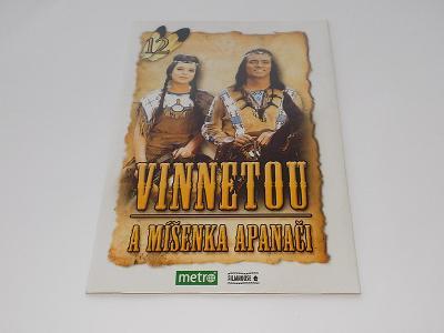 VINNETOU A MÍŠENKA APANAČI (DVD)