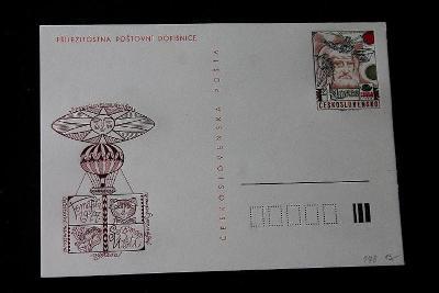Příležitostná poštovní dopisnice / Výstava pošt známek ...     (p1/9)