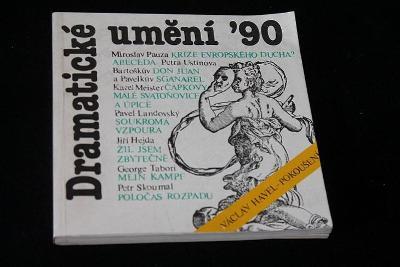 Dramatické umění 90' (a2)