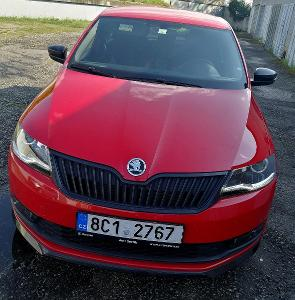 Škoda Rapid Monte Carlo 1.0 TSI 81 kW