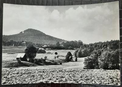 Děčín Vlčí Hora Zahrady celkový pohled