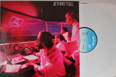 "Jethro Tull – ""A"" LP 1980 vinyl Germany Club Edition jako nove NM"