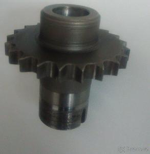 primární kolečko na kliku ČZ 175 prase 501 502 s ventilátorem