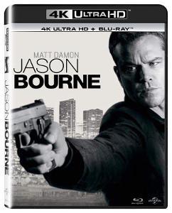 Jason Bourne (4K Ultra HD) - UHD Blu-ray + Blu-ray (2 BD)