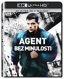 Agent bez minulosti (4K Ultra HD) - UHD Blu-ray + Blu-ray (2 BD)