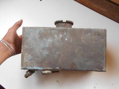 Mosazná nádobka - staré automobily TATRA 11,12