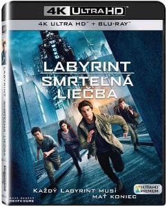Labyrint: Vražedná léčba (4K Ultra HD) - UHD Blu-ray + Blu-ray (2 BD)
