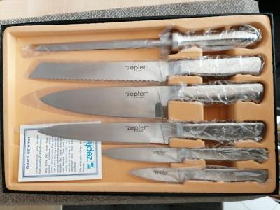 Sada profi nožů Zepter NOVÉ