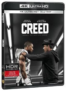 Creed (4K Ultra HD) - UHD Blu-ray + Blu-ray (2 BD)