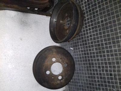 Tatra 12  brzdové bubny, dobré. 3 ks.