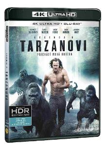 Legenda o Tarzanovi (4K Ultra HD) - UHD Blu-ray + Blu-ray (2 BD)