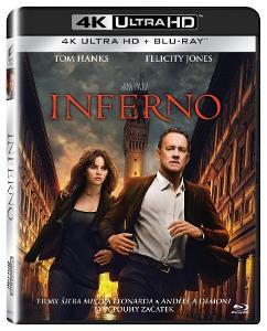 Inferno (4K Ultra HD) - UHD Blu-ray + Blu-ray (2BD)