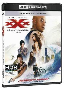 xXx: Návrat Xandera Cage (4K Ultra HD) - UHD Blu-ray + Blu-ray (2 BD)