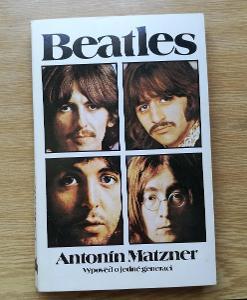 Kniha  Beatles - výpověď o jedné generací