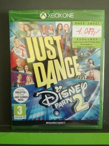 Just Dance: Disney Party 2 CZ (Xbox One - Kinect) - NOVÁ