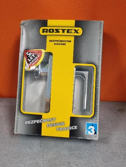 Bezpečnostní kování Rostex - Zabezpečovací systémy