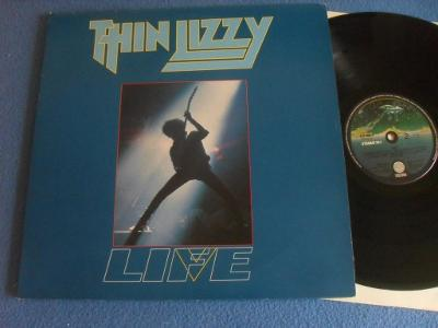 LP Thin Lizzy - Live 2 LP