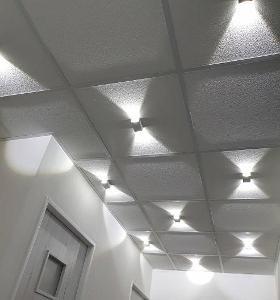 Krásné LED designové světlo 2x3W - Nové