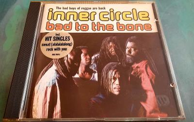 CD Inner Circle - Bad to the bone. 1992. WEA. Germany.TOP Stav