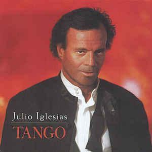 JULIO IGLESIAS - Tango  - CD 1996
