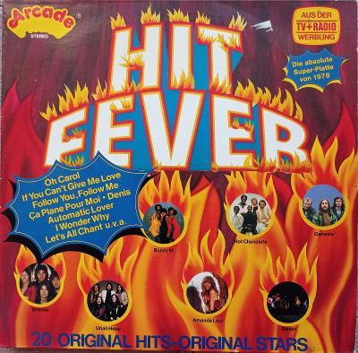 Hit Fever(Smokie,S.Quatro,Sweet,Blondie,Genesis)ARCADE 1978 EX+