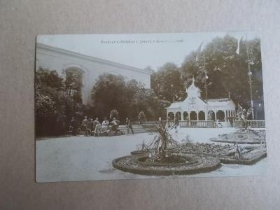 Kroměříž  Výstava 1908 Foto  Horák Hradiště