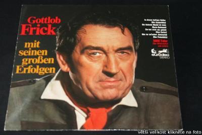 LP- Gottlob Frick - Mit seinen großen Erfolgen  (d4)