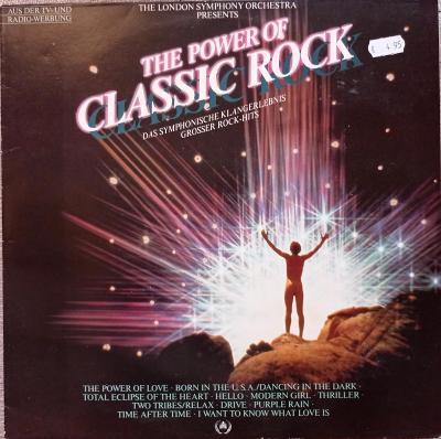 London Symphony-Power of Classic Rock - PORTRAIT 1985-NM-