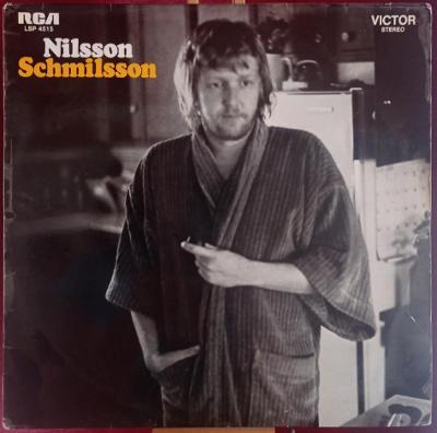 Harry Nilsson – Nilsson Schmilsson (LP Germany)