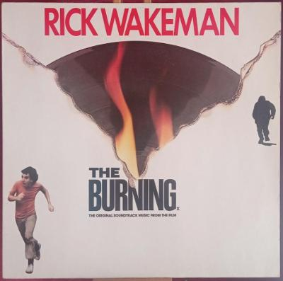 Rick Wakeman–The Burning (Soundtrack Music From Film (LP 1981 Germany)