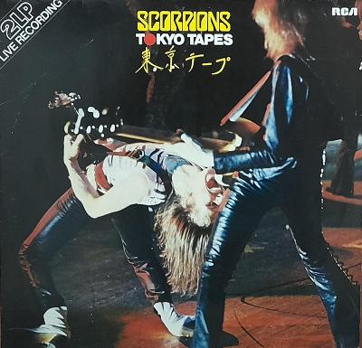 SCORPIONS-TOKYO TAPES