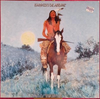 Fabrizio De Andre'* – Fabrizio De Andre' (LP 1981 Germany)